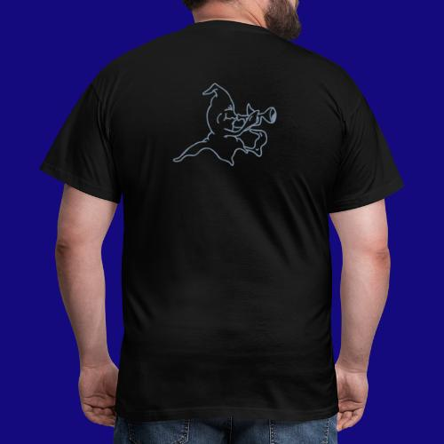 GmGG Logo K F - Männer T-Shirt