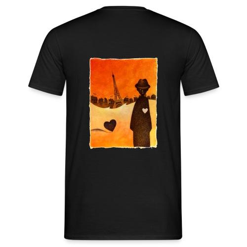 nina - T-shirt Homme