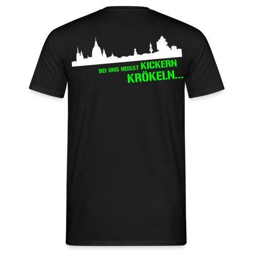 Krökeln Hannover - Männer T-Shirt