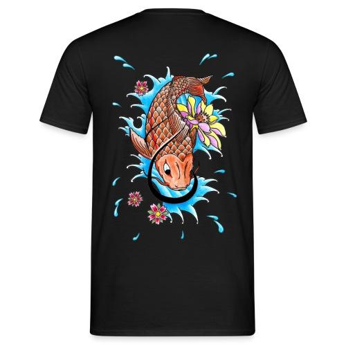 Koi Fish - Men's T-Shirt