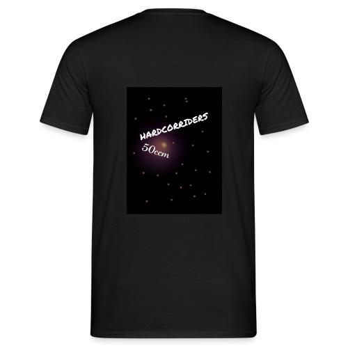 Hardcorreriders original - Männer T-Shirt