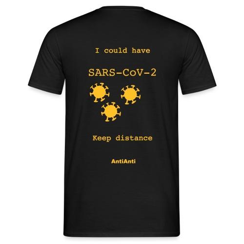 OleTroje202008091847 - Herre-T-shirt