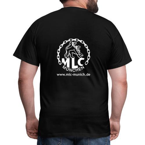 MLC Logo - Männer T-Shirt