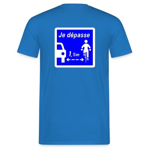 je depasse - Men's T-Shirt