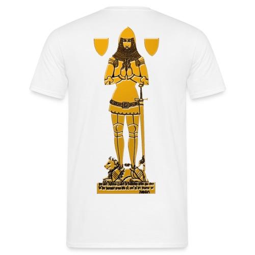 Sir Robert Corbet Memorial Brass - Men's T-Shirt