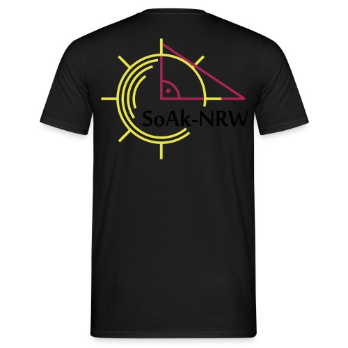 soaknrw - Männer T-Shirt