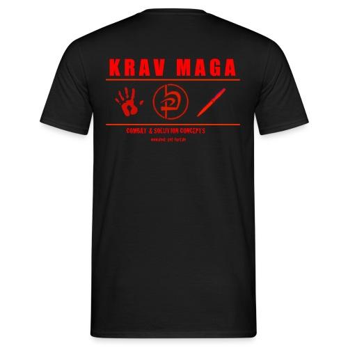kmred - Männer T-Shirt