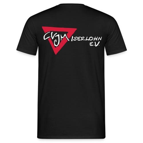 logorw - Männer T-Shirt