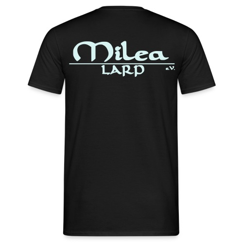 milealarp schriftzug - Männer T-Shirt