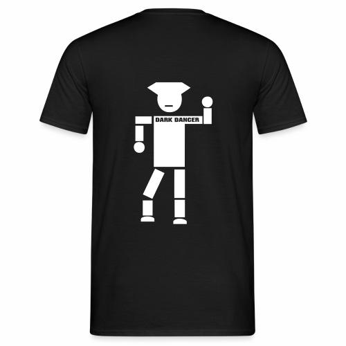 dark dancer - Männer T-Shirt