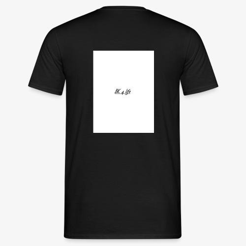 S&J - T-shirt herr