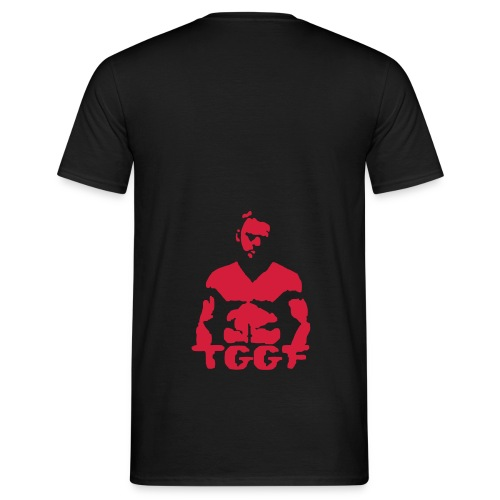 TGGF Logo - Männer T-Shirt