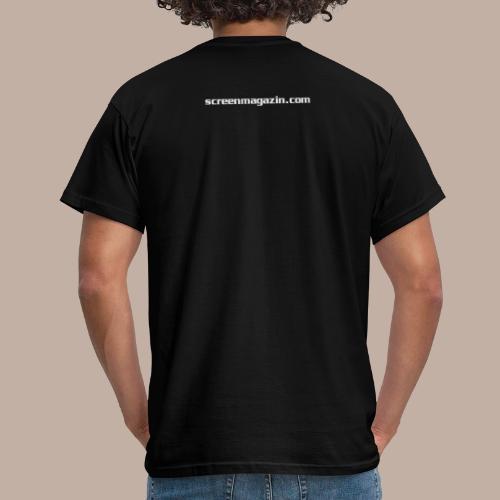 screenmagazin Logo - Männer T-Shirt