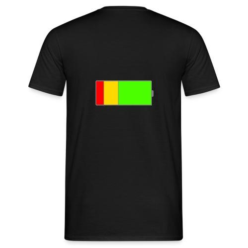 batterie 1 - Männer T-Shirt