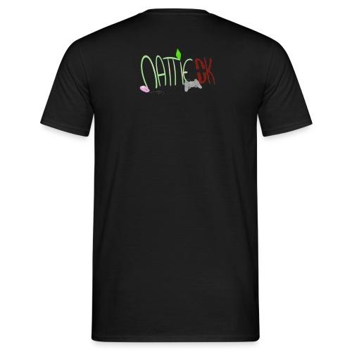 Navn - Herre-T-shirt