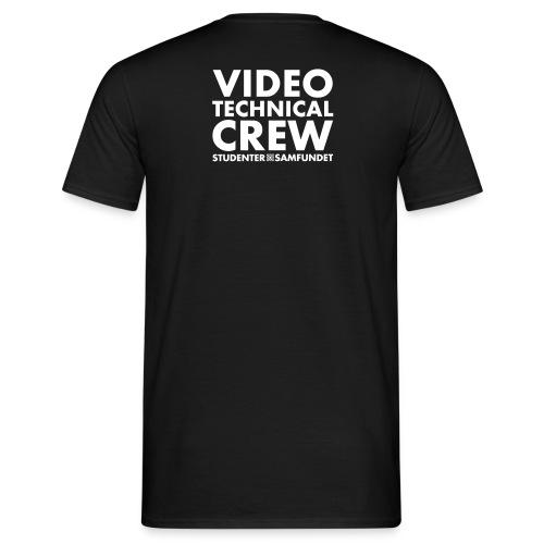 vk crew8 - T-skjorte for menn