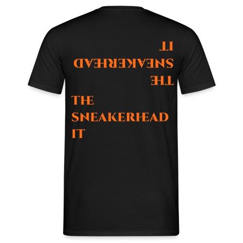 The_sneakerhead_it official merchandise - Maglietta da uomo