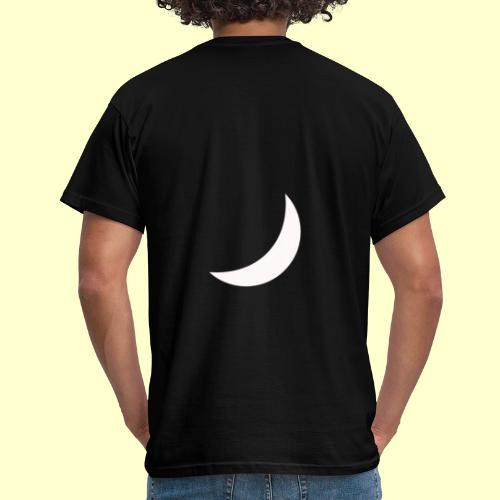 half moon - Camiseta hombre