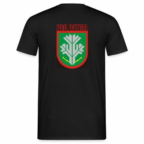 Sissiradisti Pro Patria - Miesten t-paita