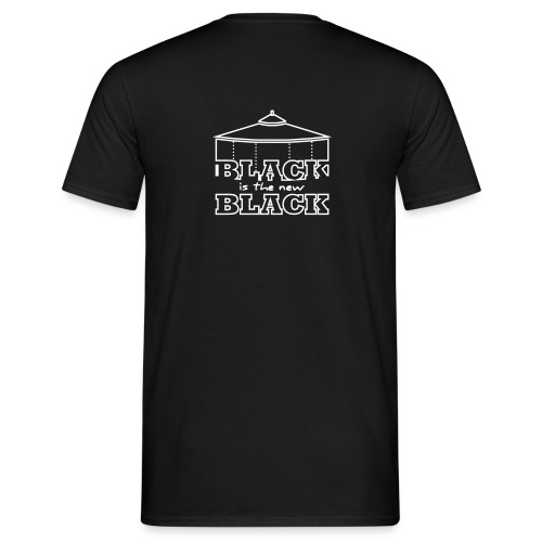 Black FETT - Männer T-Shirt