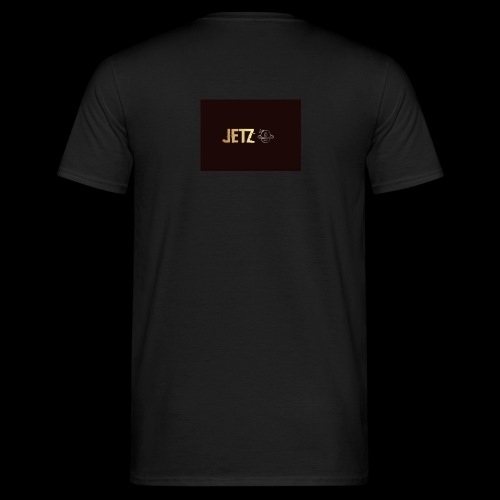 jetz logo - T-shirt Homme