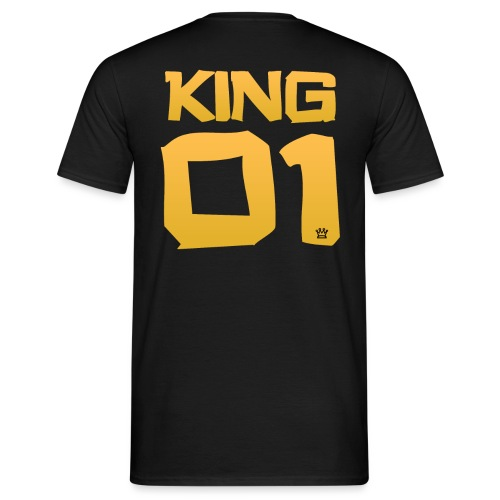 King Gold - Männer T-Shirt