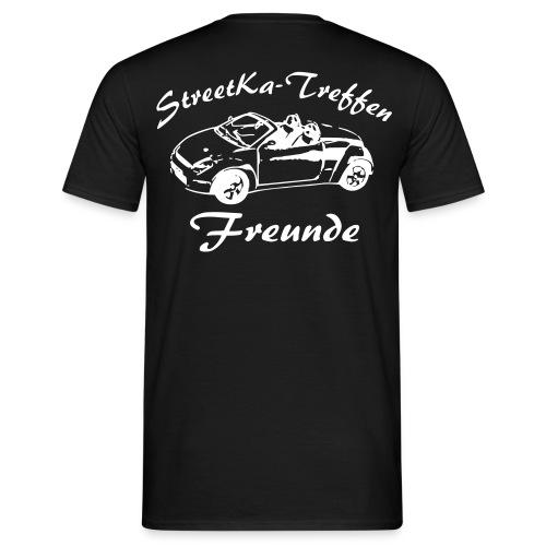 StreetKa 28cm ohne Schatten - Männer T-Shirt