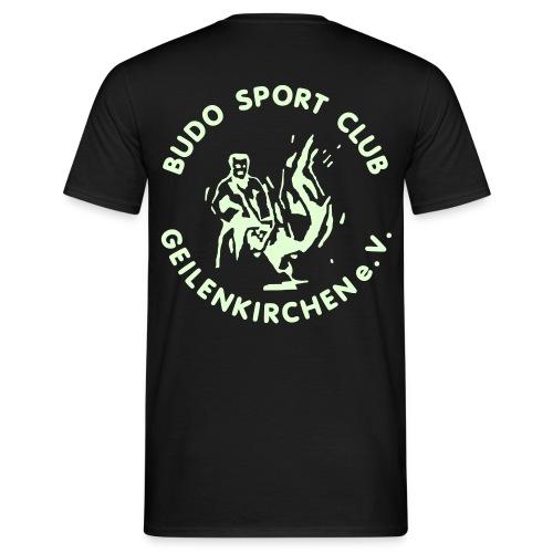 bsclogo vereinfacht 25cm - Männer T-Shirt