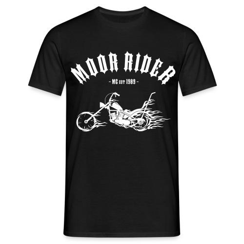 moor rider style m - Männer T-Shirt