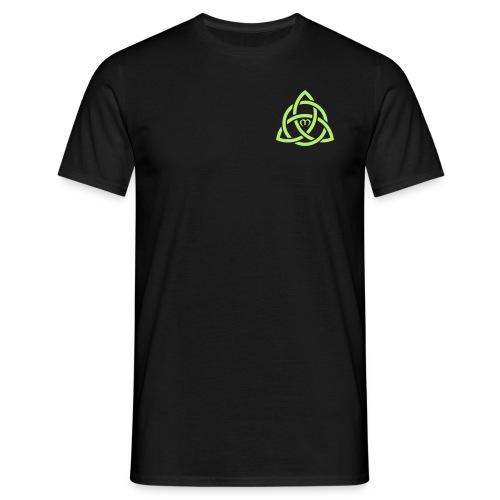 logo vert vectorisé - T-shirt Homme