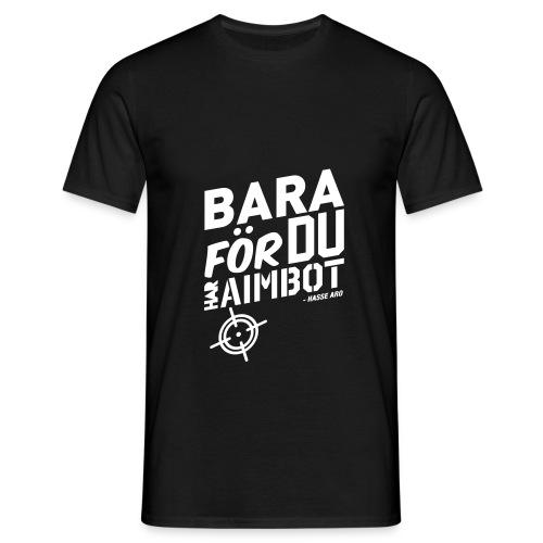 Hasse Aro - T-shirt herr