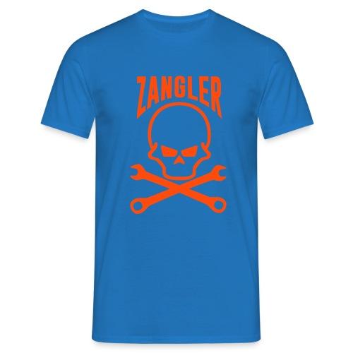 zangler - Männer T-Shirt