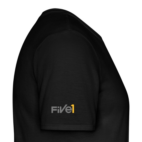 FIVE1 logo - Männer T-Shirt