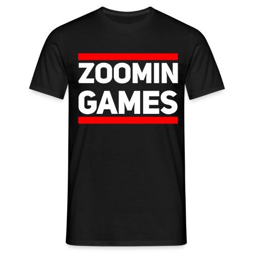 9815 2CRun ZG White - Men's T-Shirt