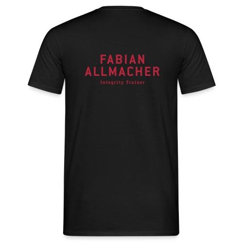 all_001_wortmarke_HKS13-K - Männer T-Shirt