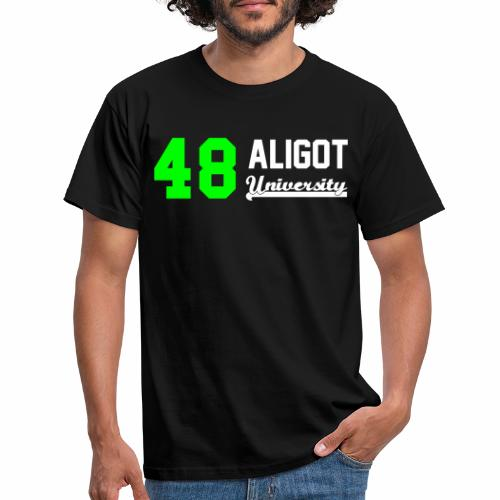 48 ALIGOT UNIVERSITY - T-shirt Homme