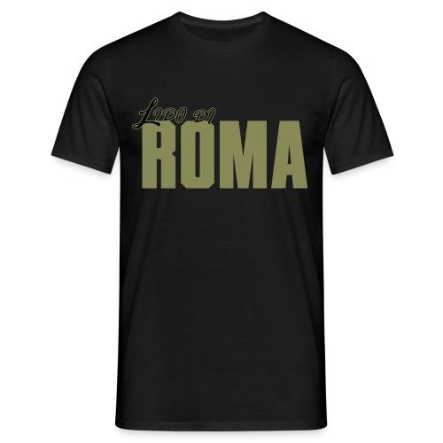lido di roma destra - Maglietta da uomo