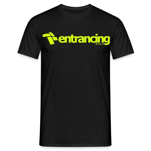 entrancing_vectorized_whi - Männer T-Shirt