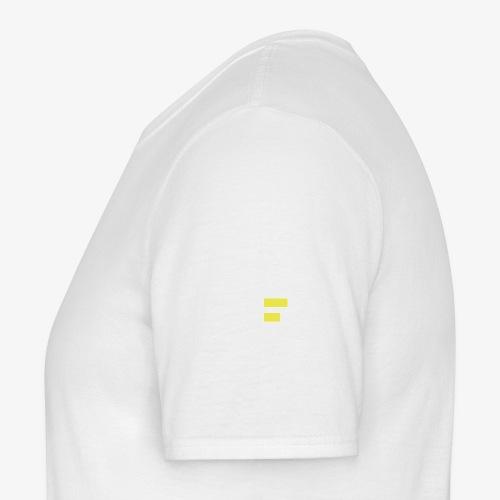 LOGO Blanc - T-shirt Homme