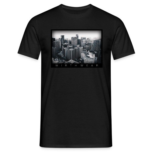 WirthWear Calgary One - Männer T-Shirt