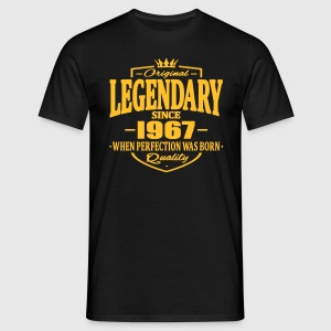 Legendary sinds 1967 - Mannen T-shirt