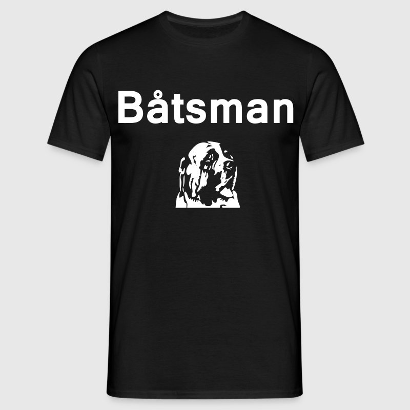 Båtsman white - Men's T-Shirt