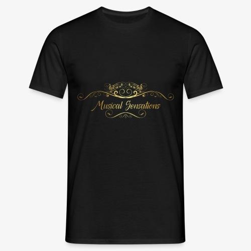 Logo Design - Männer T-Shirt