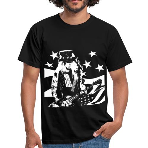 Lazy X - On Stage - Men's T-Shirt