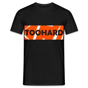 Sweatshirt - TooHard Logo 2 - Men's T-Shirt