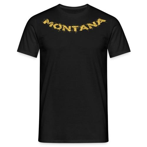 Montana Gold - Männer T-Shirt