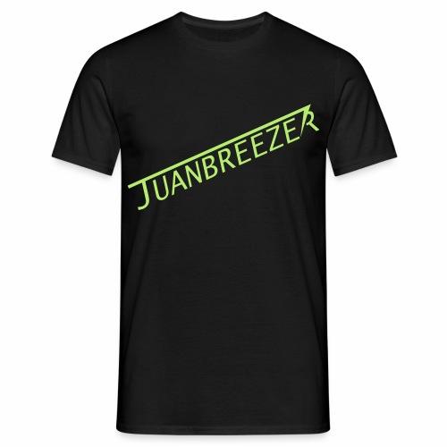 Juanbreezer Logo - Mannen T-shirt