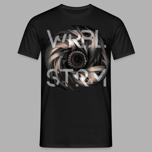 Coverartwork des feuerhaus Albums WRBLSTRM - Männer T-Shirt