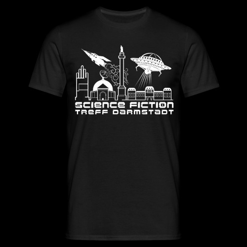Science Fiction Treff Darmstadt - Männer T-Shirt