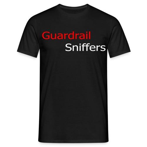 GS Logo lang - Männer T-Shirt